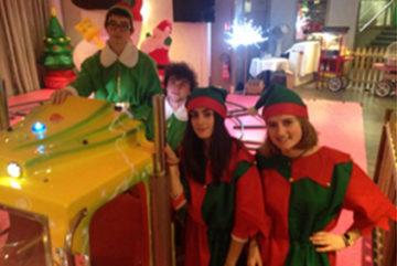 organisation de spectacle de Noël sur Lyon : Gone Events