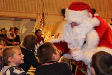 organisation de spectacle de Noël sur lyon
