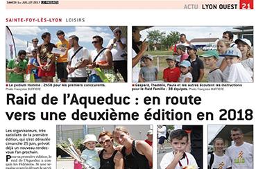 RAID DE L'AQUEDUC